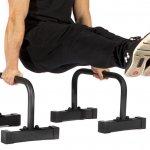opinión gravity fitness paralletes
