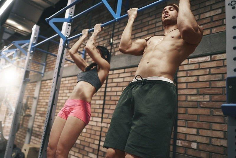 ejercicios para cuerpo completo principiantes