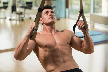 trx ejercicios
